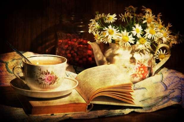 Dimineata la cafea