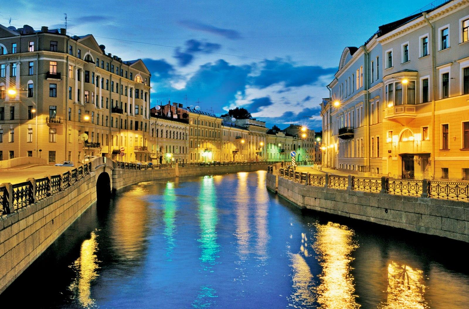 Istoria St-Petersburgului