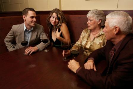 Sfaturi practice pentru intalnirea cu parintii prietenului tau