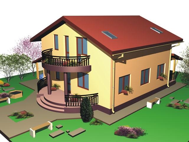 Cu si despre constructii moderne