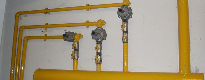 Instalatia de gaze naturale