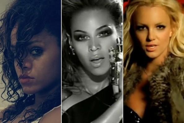 """Lista videoclipurilor care au castigat """"Videoclipul anului"""" la MTV Video Music Awards"""
