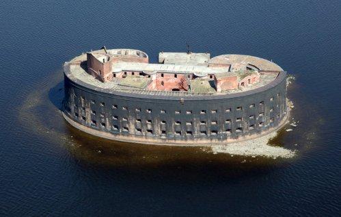 Lucruri infricosatoare de vizitat: Fortul Alexandru, Rusia