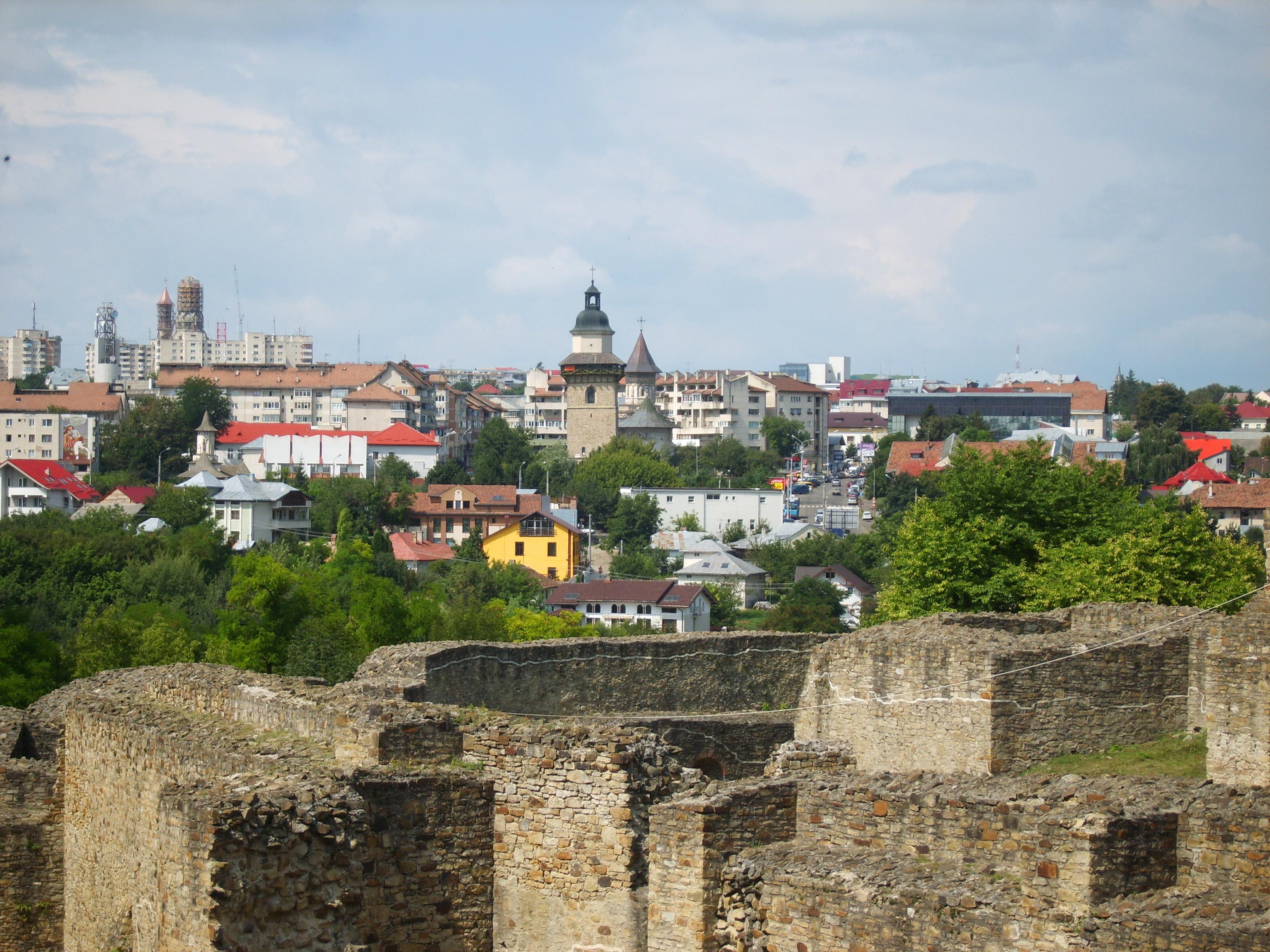 Criteriul rangurilor oraselor romanesti