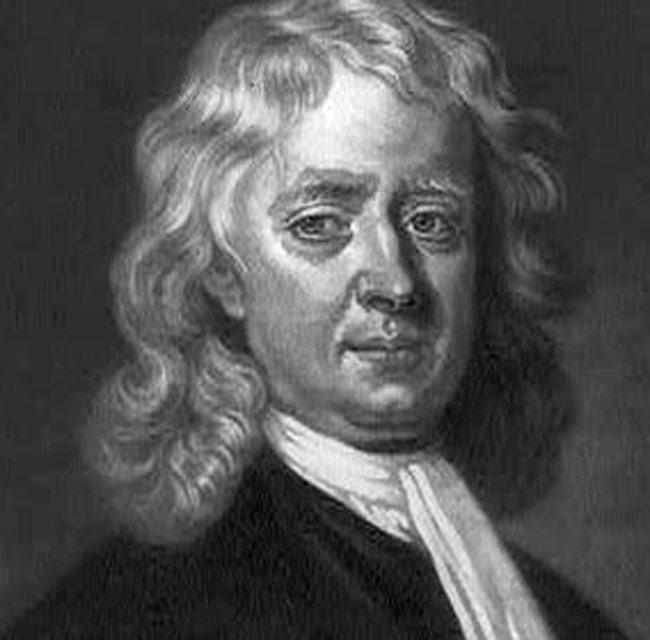 Cum a schimbat Isaac Newton lumea