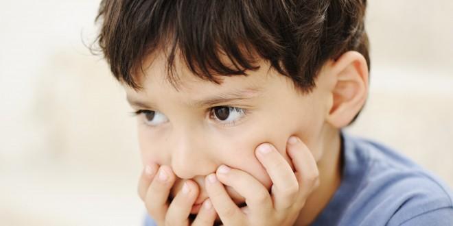 Copiii stresati pot dezvolta boli la maturitate